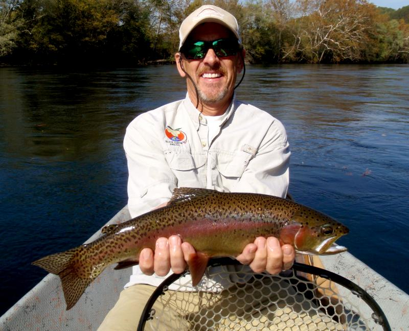 Rocky top anglers for Tennessee fishing guide
