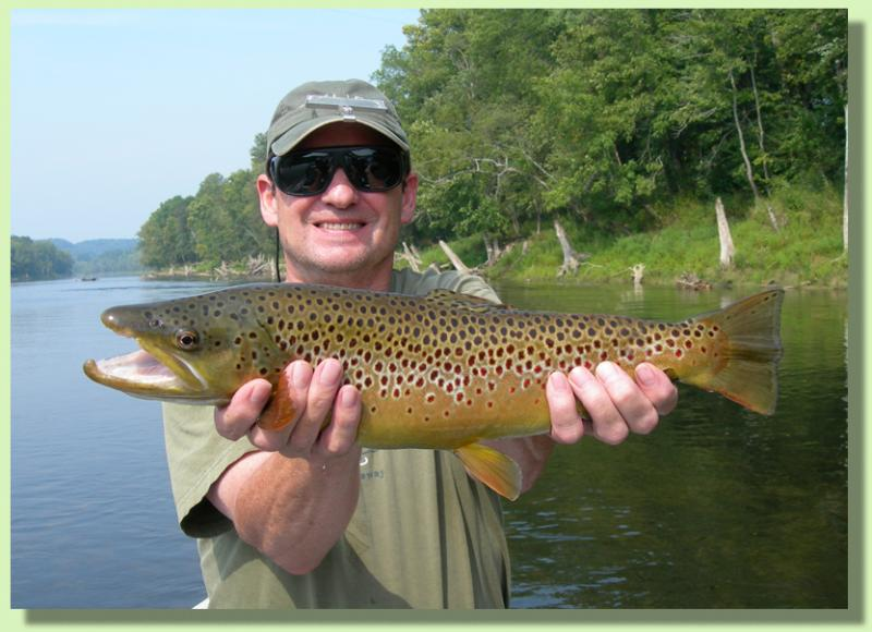 Trophy Brown Trout In Tennessee Clinch Holston Hiwassee Cumberland