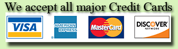 Rocky Top Anglers accepts all major credit cards